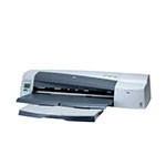 HP Designjet 100 24 inch canvas
