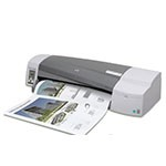 HP Designjet 111 24 inch canvas