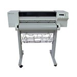 HP Designjet 250c 24 inch canvas