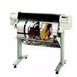 HP Designjet 250c 36 inch canvas