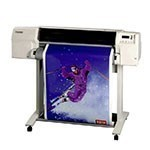 HP Designjet 2800cp 36 inch canvas