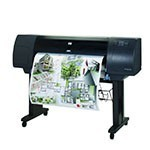 HP Designjet 4500 42 inch canvas