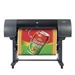 HP Designjet 4520 scanner 42 inch canvas