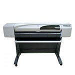 HP Designjet 500 42 inch canvas