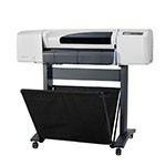 HP Designjet 510 24 inch canvas
