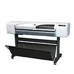 HP Designjet 510 42 inch canvas