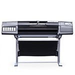 HP Designjet 5500ps 42 inch plotterpapier