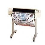 HP Designjet 650c 36 inch canvas