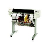 HP Designjet 755cm plus 36 inch canvas