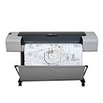 HP Designjet T1100 44 inch canvas