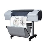 HP Designjet T1120ps 24 inch plotterpapier