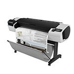 HP Designjet T1300 44 inch canvas