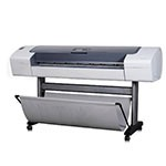 HP Designjet T610 44 inch canvas
