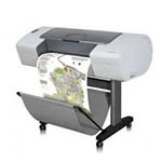 HP Designjet T620 24 inch canvas