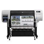 HP Designjet T7100 42 inch canvas