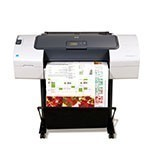 HP Designjet T770 24 inch canvas