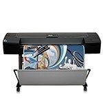 HP Designjet Z2100 44 inch canvas