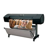 HP Designjet Z3100 44 inch canvas