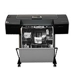 HP Designjet Z3100 GP 24 inch canvas