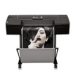 HP Designjet Z3200 24 inch canvas