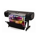 HP Designjet Z5200 44 inch canvas