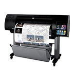HP Designjet Z6100 42 inch canvas