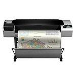 HP Designjet T790 44 inch canvas