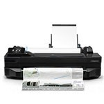 HP Designjet T120 24 inch canvas