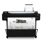 HP Designjet T520 24 inch canvas