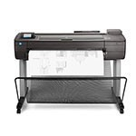 HP Designjet T730 36 inch canvas