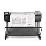 HP Designjet T830 36 inch canvas