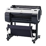 Canon ImagePROGRAF iPF650 24 inch canvas