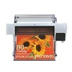 Epson Stylus Pro 10600 44 inch canvas