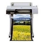 Epson Stylus Pro 7600 24 inch canvas