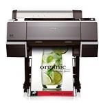 Epson Stylus Pro 7700 24 inch canvas
