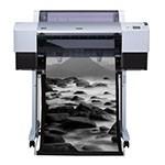 Epson Stylus Pro 7800 24 inch canvas