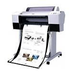 Epson Stylus Pro 7880 24 inch fotopapier