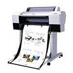 Epson Stylus Pro 7880 24 inch canvas
