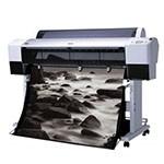 Epson Stylus Pro 9880 44 inch canvas