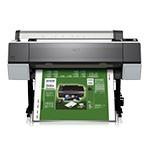 Epson Stylus Pro 9900 44 inch canvas