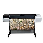 HP Designjet T1200 PS 44 inch canvas