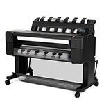 HP Designjet T1530 36 inch canvas