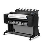 HP Designjet T2500 36 inch canvas