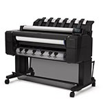 HP Designjet T2530 36 inch canvas