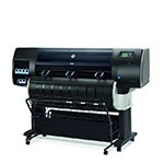 HP Designjet T7200 42 inch canvas