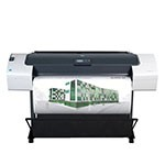 HP Designjet T620 44 inch poster papier