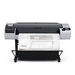 HP Designjet T795 44 inch canvas