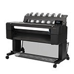 HP Designjet T920 36 inch canvas