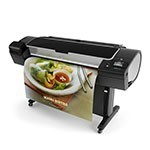 HP Designjet Z5400 44 inch canvas
