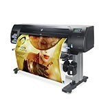 HP Designjet Z6800 60 inch canvas